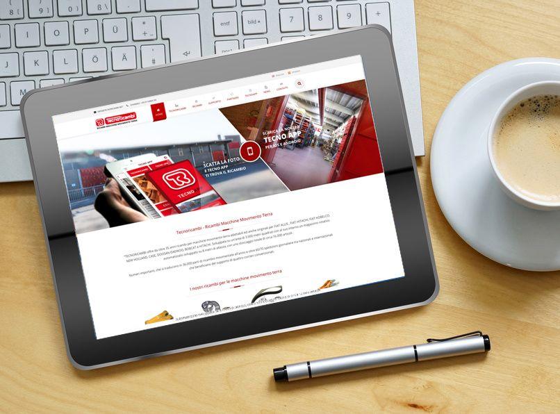 Il nuovo sito web è online